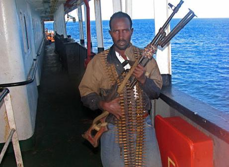 Somali Pirates a Kidnapping Then a Facebook Message